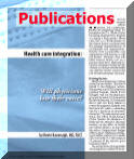 Health Watch USA Publications